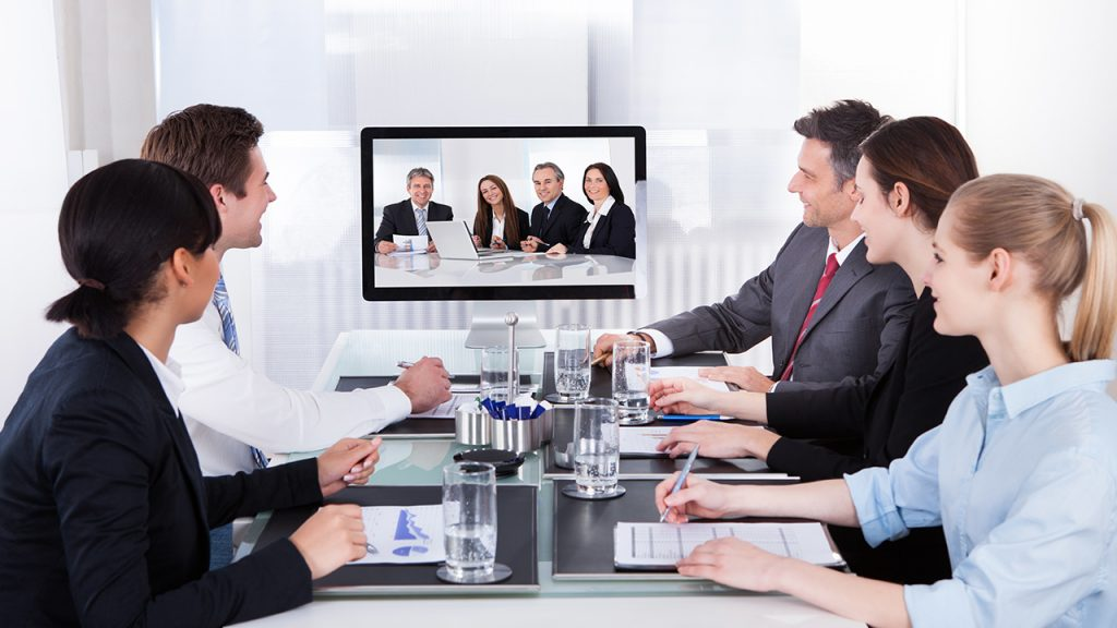 Types of video conferencing software you may look for